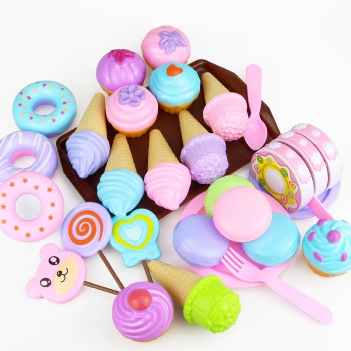 Play Food Kids Kitchen Toys