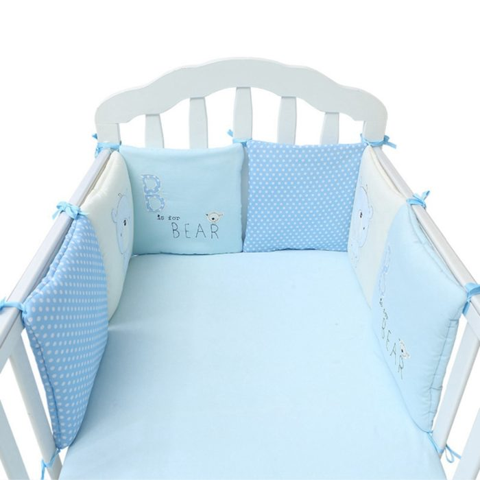Crib Bumpers Baby Bed Protector