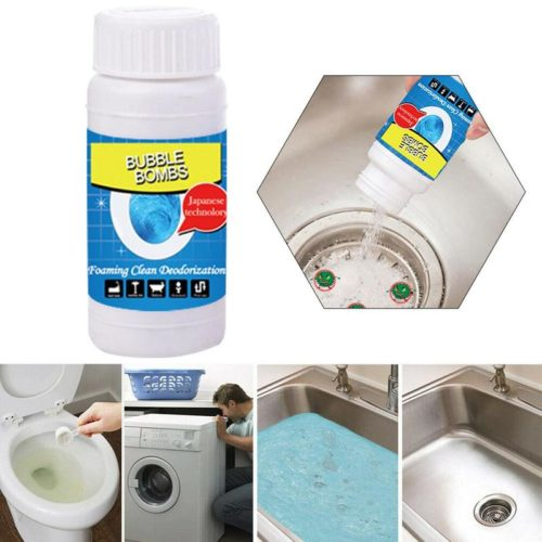 Toilet Bowl Cleaner Quick Foaming Detergent