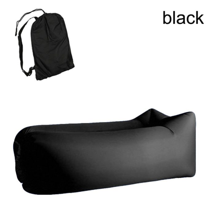 Inflatable Lounger Waterproof Air Bed