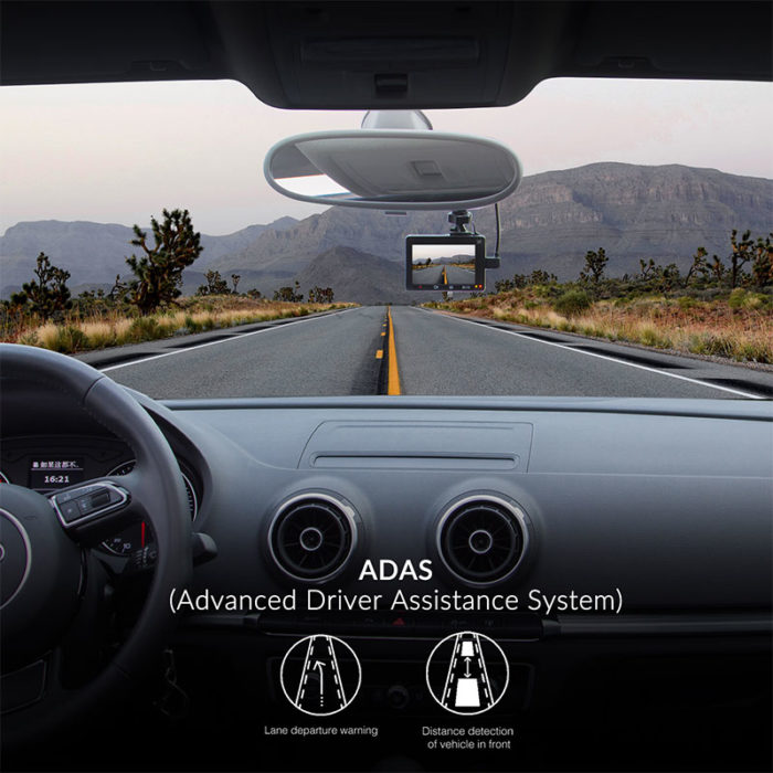Drivecam Night Vision Car Camera