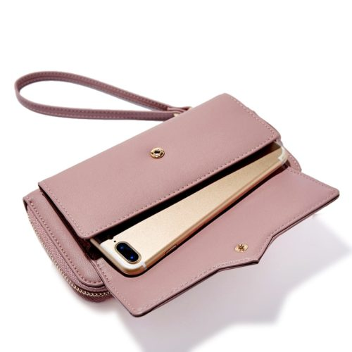 Ladies Wallet Phone Holder