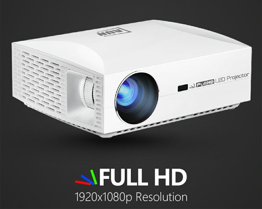 Multimedia Projector Full HD Resolution