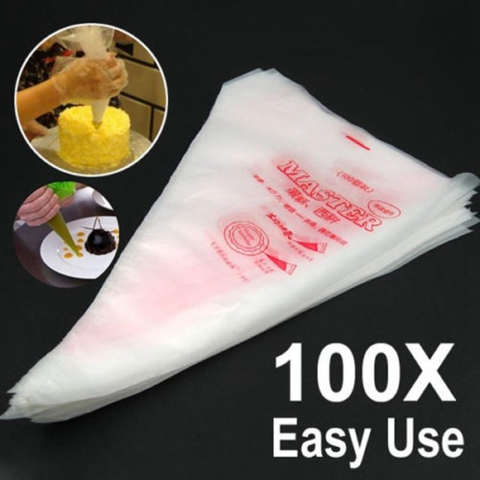 Pastry Bag Disposable Baking Tools