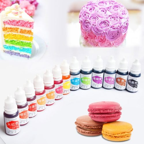 Food Coloring Edible Baking Pigment