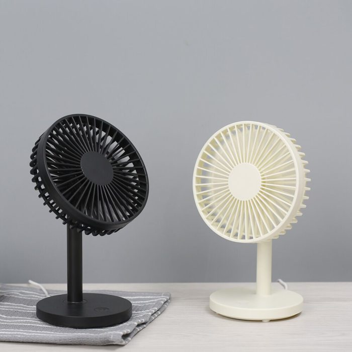 Small Desk Fan Portable Device
