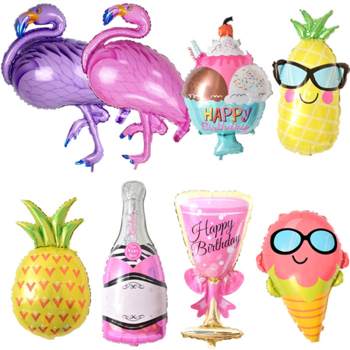Birthday Balloons Party Decorations