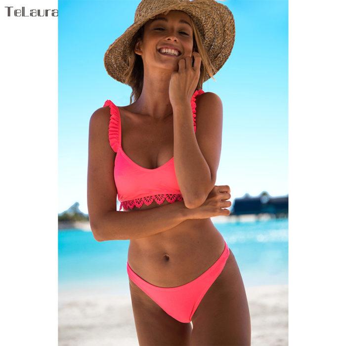 2 Piece Swimsuit Sexy Bikini