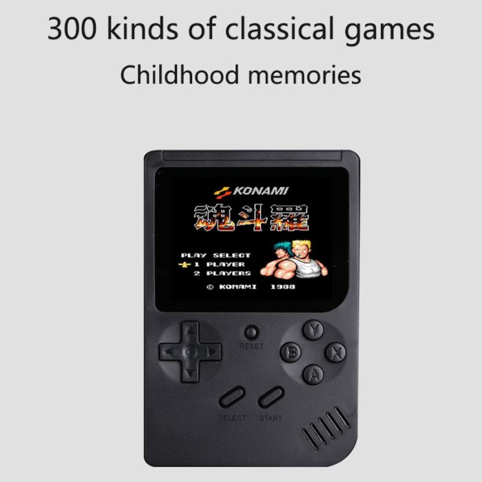 Handheld Game Console Portable Power Bank