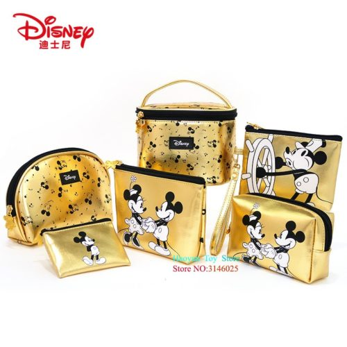 Zipper Pouch Mickey Mouse Bags