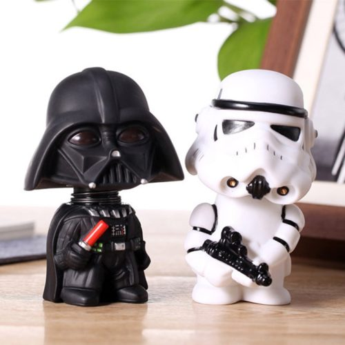 Bobble Head Star Wars Action Figure