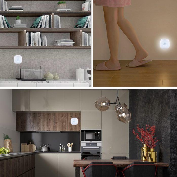 Wireless LED Lights Motion Sensor Lamp