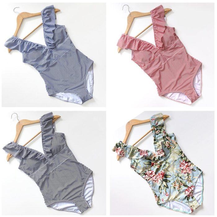 Ladies Swimwear One Piece Bathing Suit