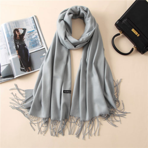 Cashmere Wrap Women's Shawl