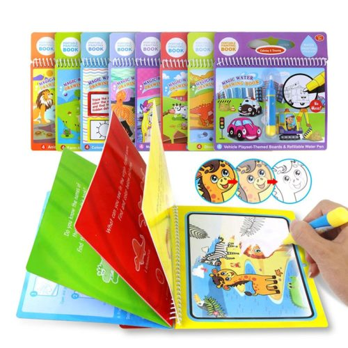 Toddler Toys Magic Drawing Book