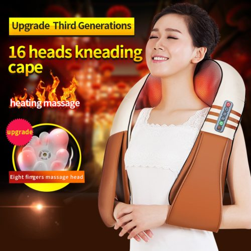 Muscle Massagers Shiatsu Machine