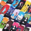 Art Socks Famous Paintings Design