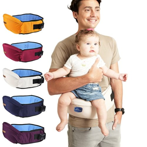 Hipseat Belt Baby Carrier
