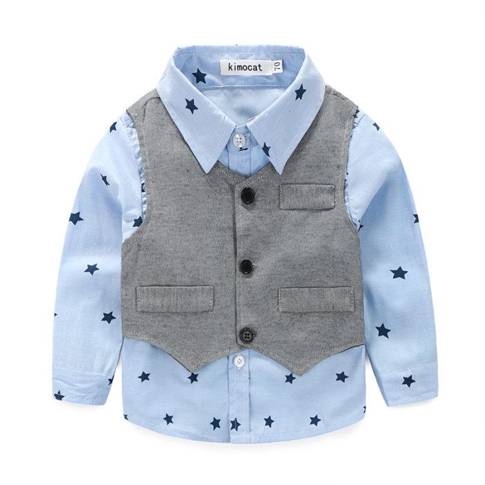 Newborn Boy Outfits Formal Attire