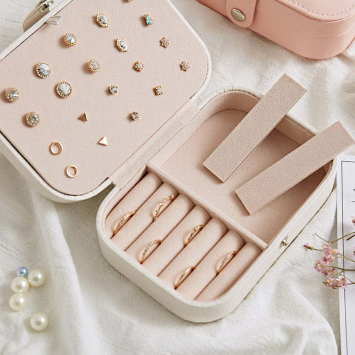 Jewelry Case Accessories Organizer