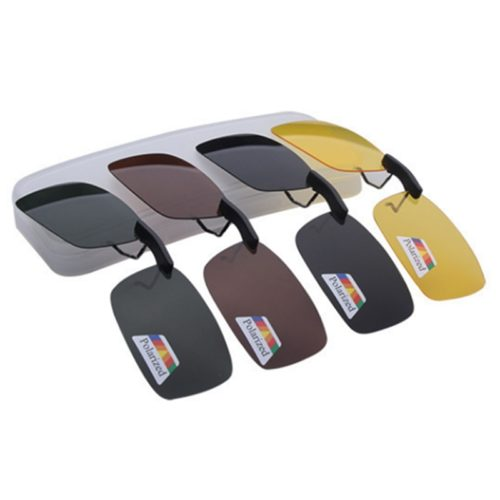 Clip On Sunglasses Polarized Eyewear