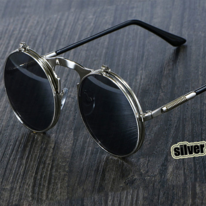 Flip Up Sunglasses Retro Style