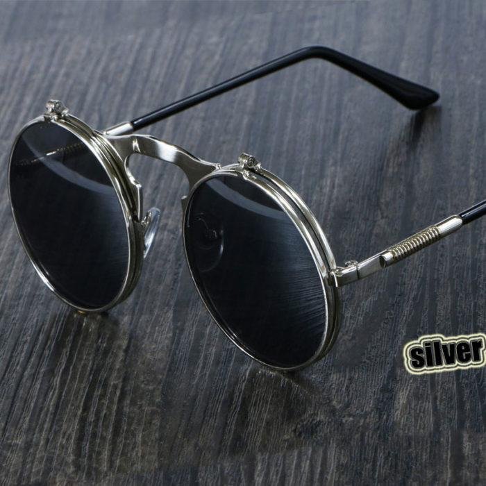 Flip Up Sunglasses Retro Style