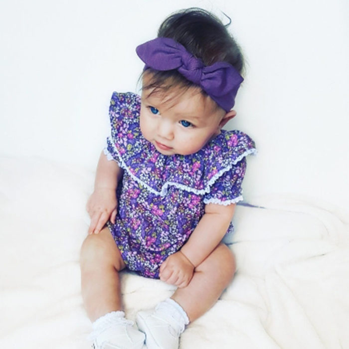 Baby Hair Bows Headband 3PC Set