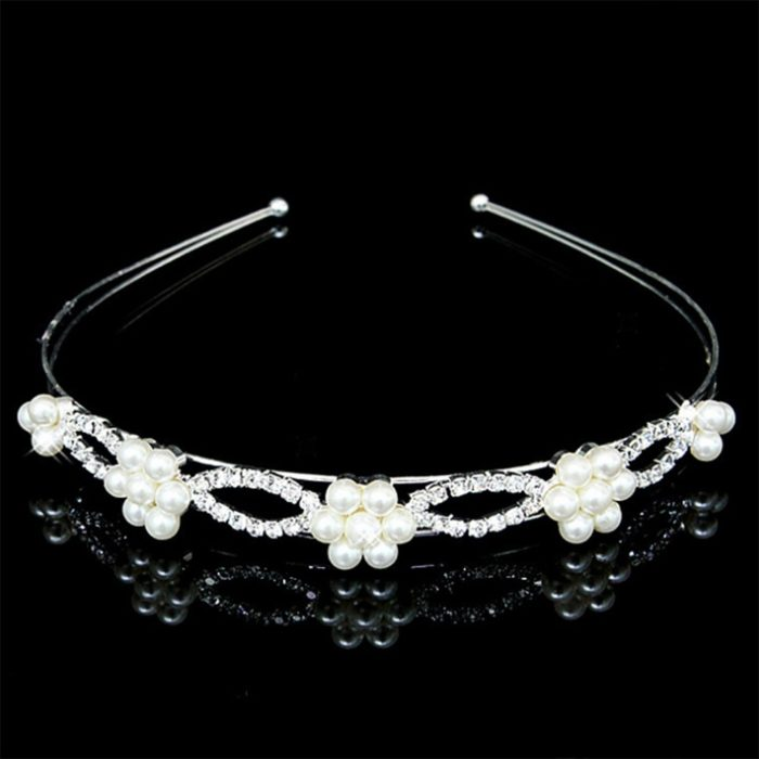 Wedding Tiaras Crystal Crown Headband