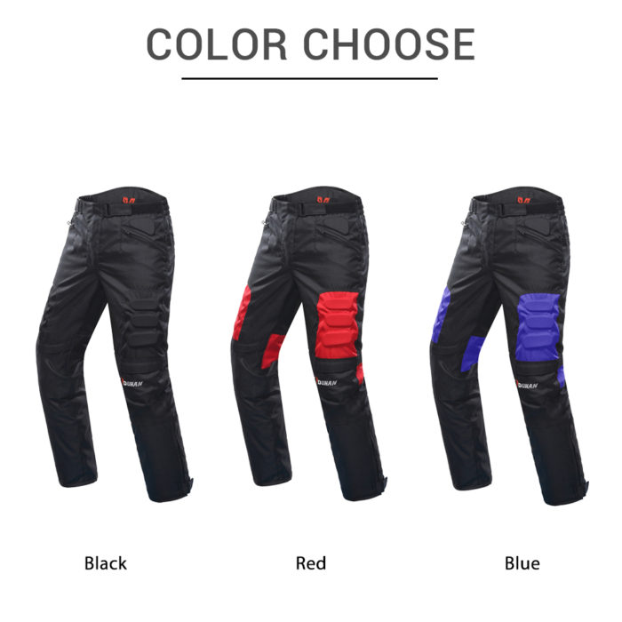 Motorcycle Pants Protective Gear