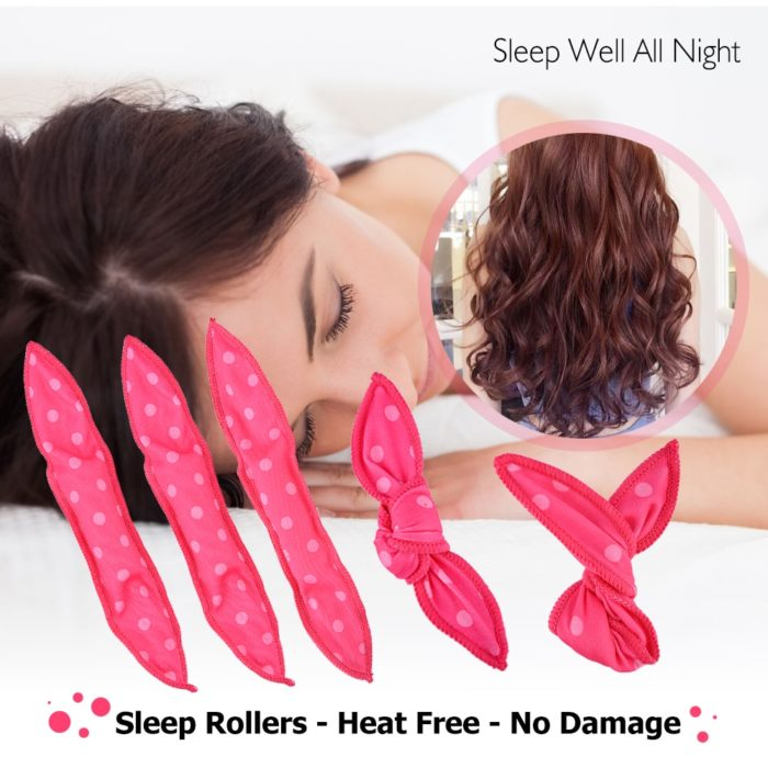 Hair Rollers Styling Curling Tools