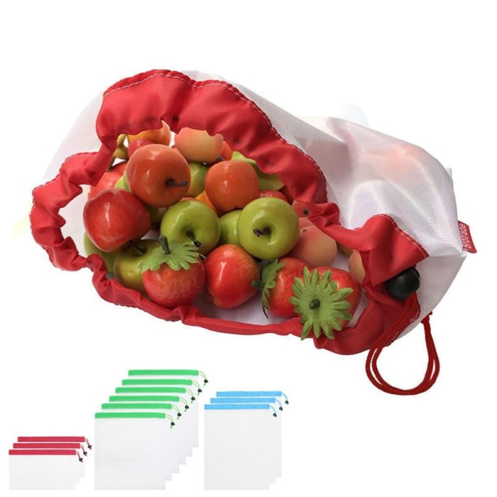 Reusable Produce Bags Eco-Friendly