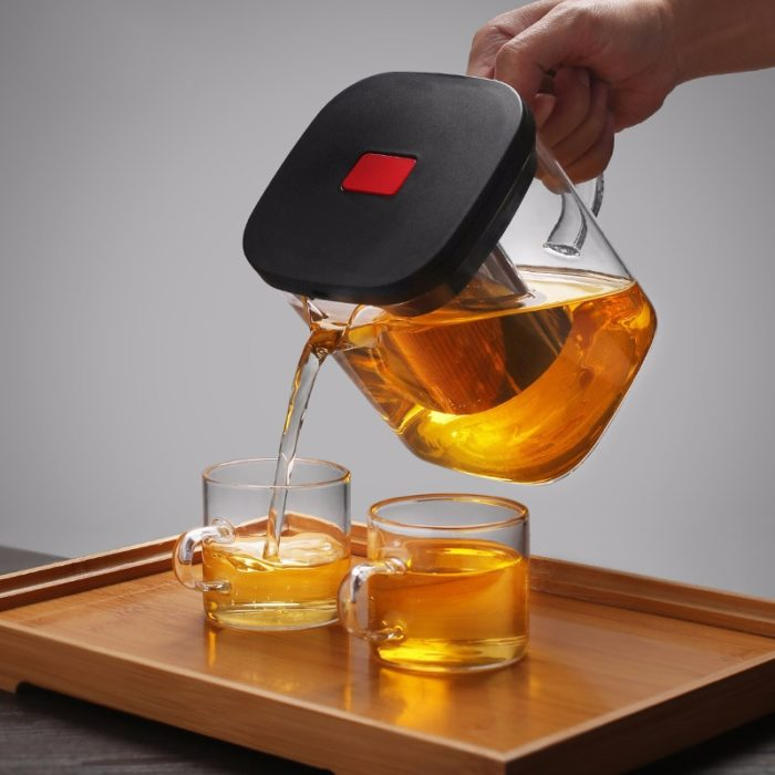 Teapot with Infuser Kitchen Tool