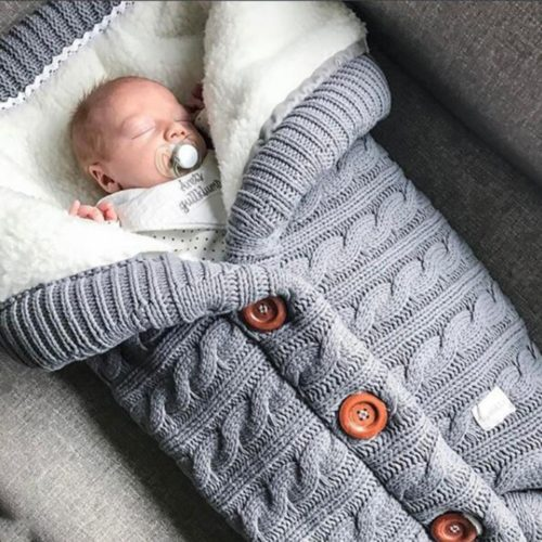 Swaddle Blankets Baby Sleep Wrap