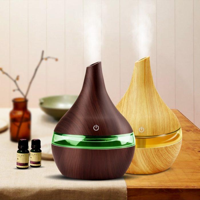 Essential Oil Diffuser Air Humidifier