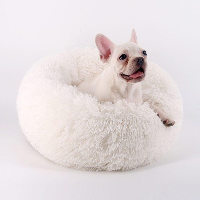 Luxury Dog Beds Pet Sleeping Plush