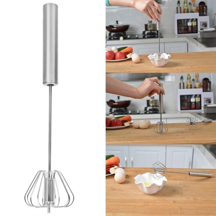 Egg Beater Manual Stirring Mixer