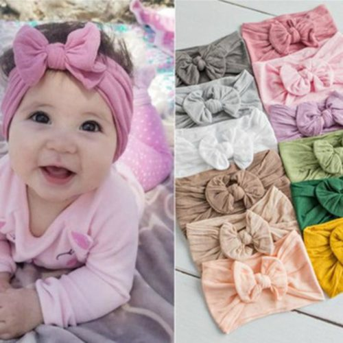 Baby Bows Infant Accessory