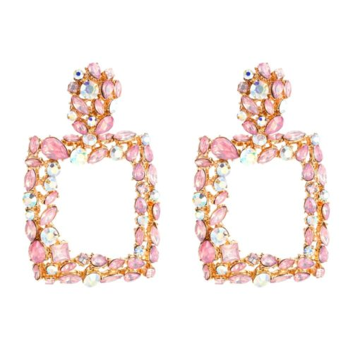 Crystal Earrings Fashion Jewelry