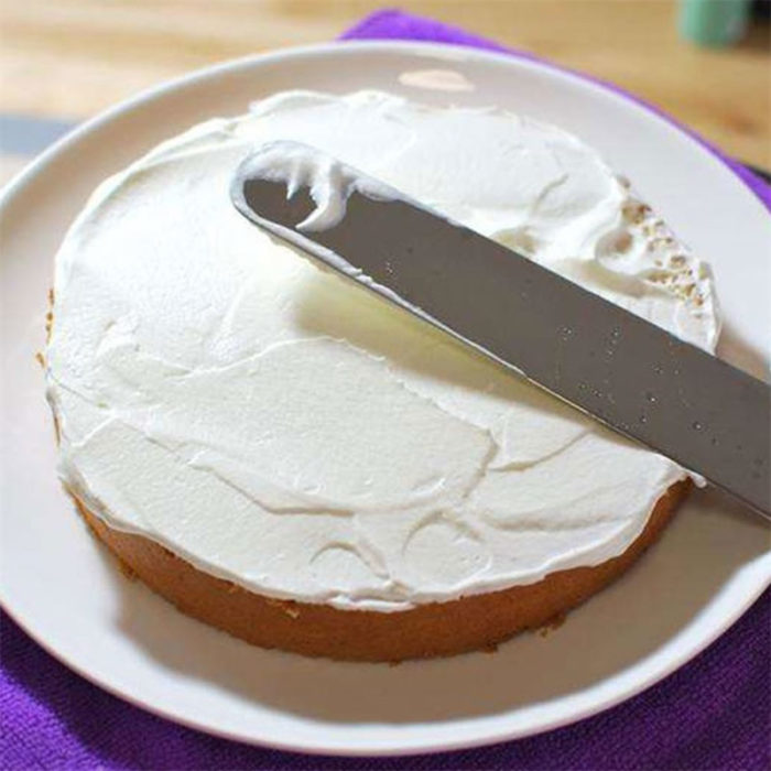 Offset Spatula Frosting Pastry Tool