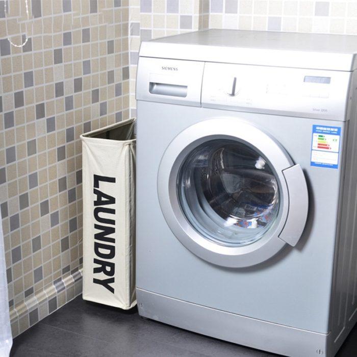 Laundry Bin Caster Type