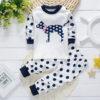 Toddler Pajamas Colorful Designs