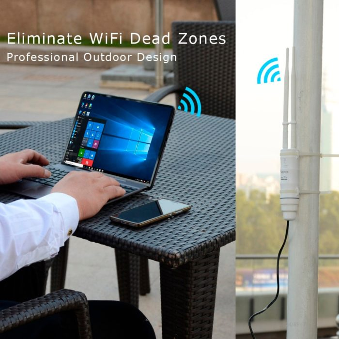 Network Repeater Outdoor WIFI Extender