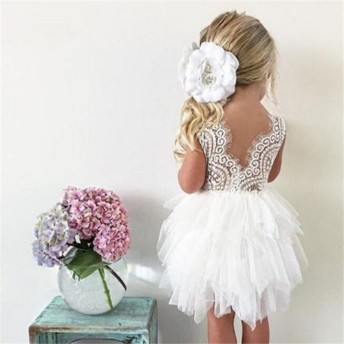 Kids Party Dresses Girls Fashion