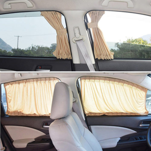 Car Curtains Window Sun Shade
