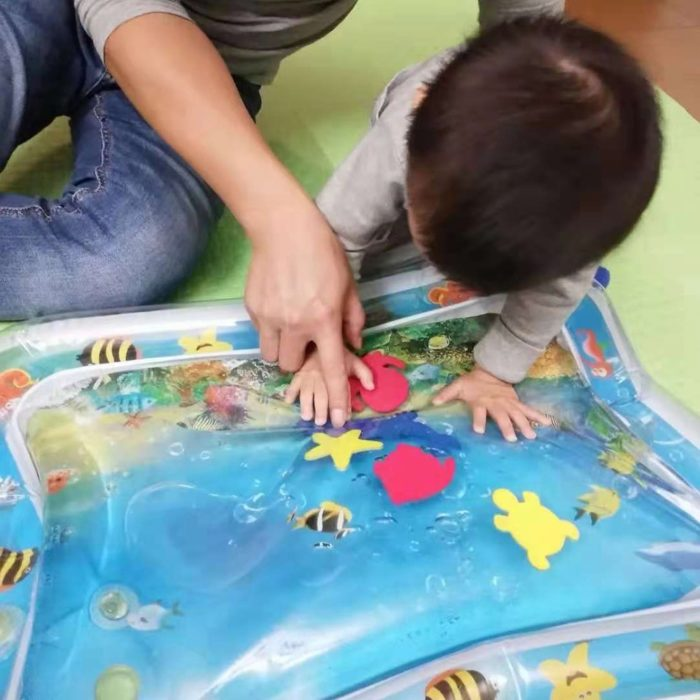 Water Mat Toddler Playtime Material