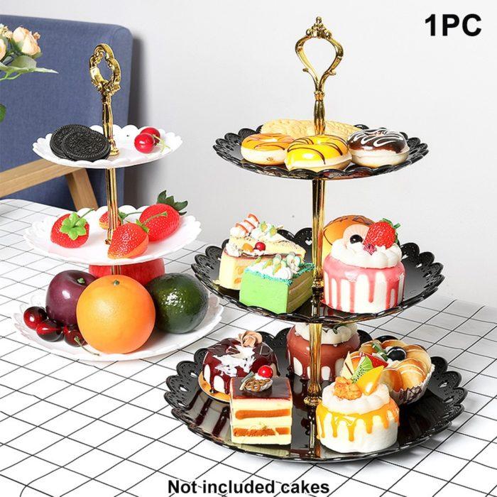 Dessert Stand Detachable Serving Plate