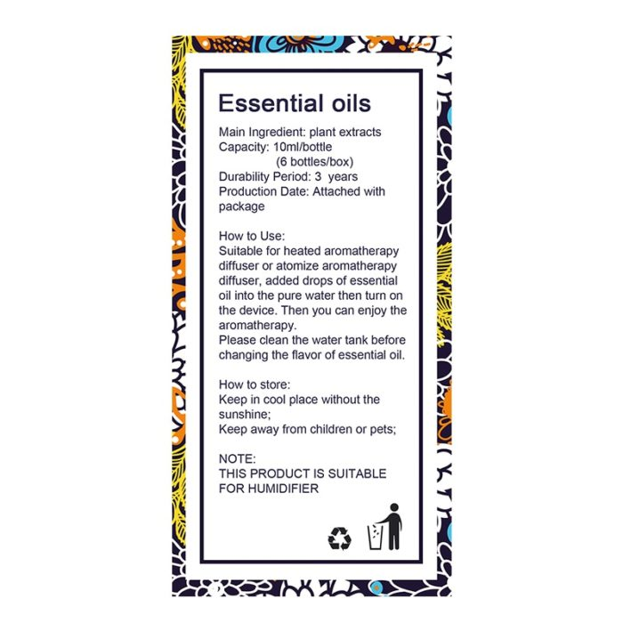 Essential Oils Aromatherapy Diffusers