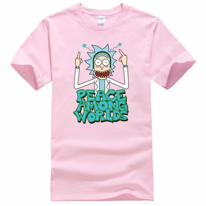 Rick and Morty Shirt Men's Wear