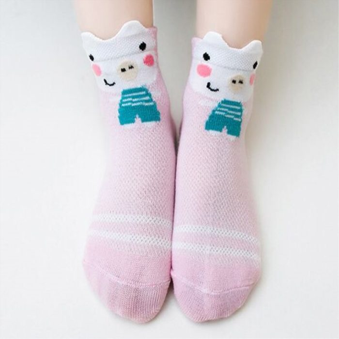 Baby Socks Cartoon Designs